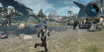 Xenoblade Chronicles X impressions: Size matters