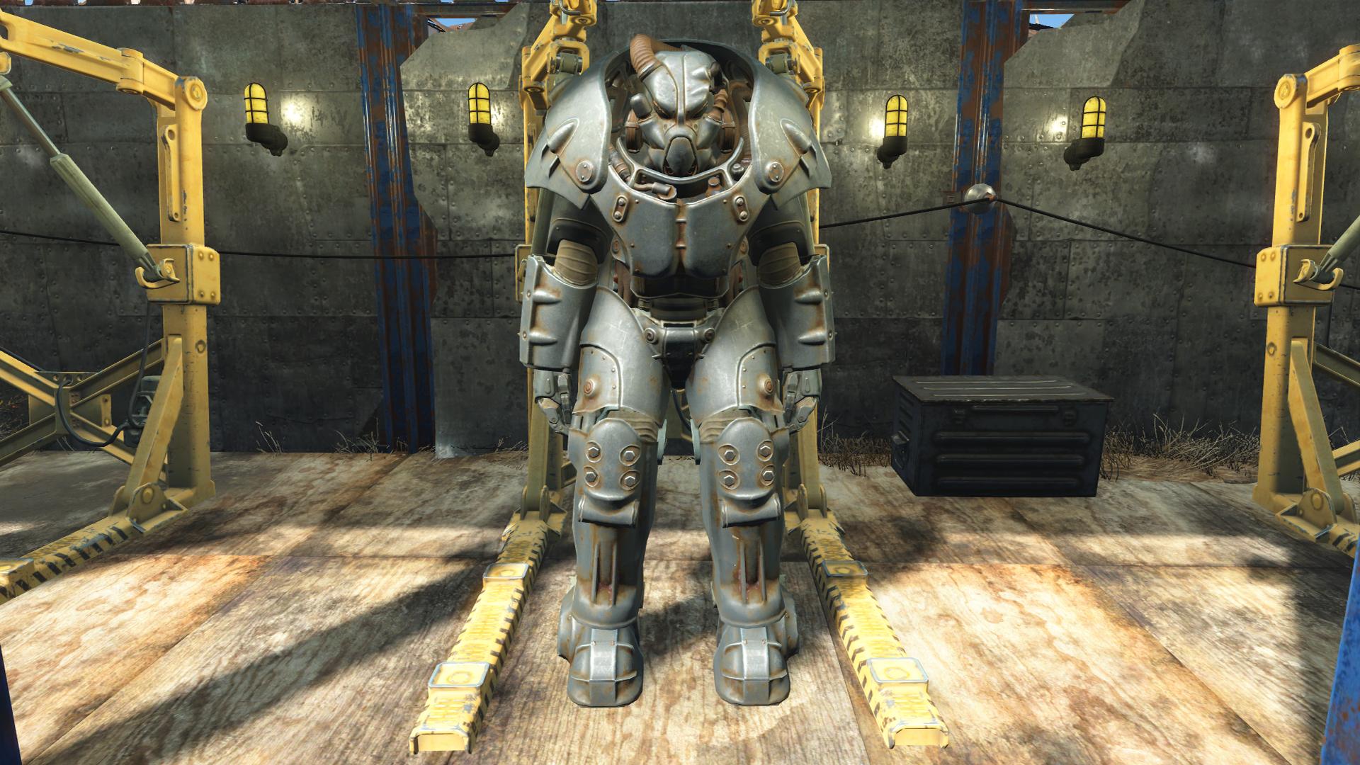 Fallout 4 Guide Where To Find The X 01 Power Armor Venturebeat