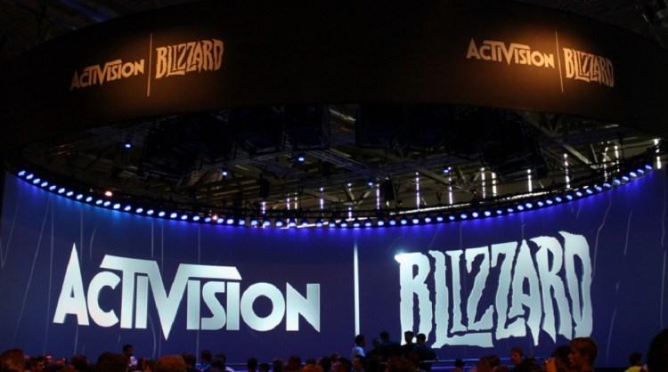 Activision Blizzard.