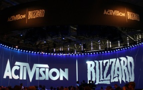 Activision Blizzard.