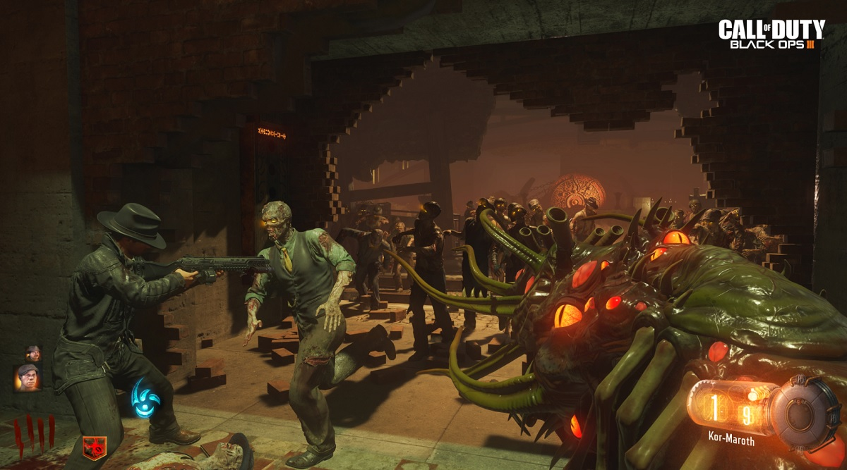 The Big Zombie Easter Egg In Call Of Duty Black Ops Iii Is A