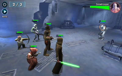 Watch us play Star Wars: Galaxy of Heroes, Electronic Arts
