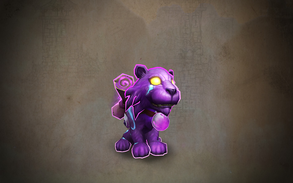 World of Warcraft brightpaw