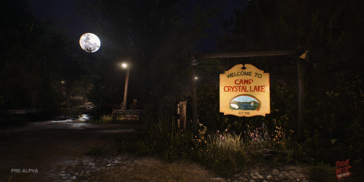 Friday the 13th Camp Crystal Lake