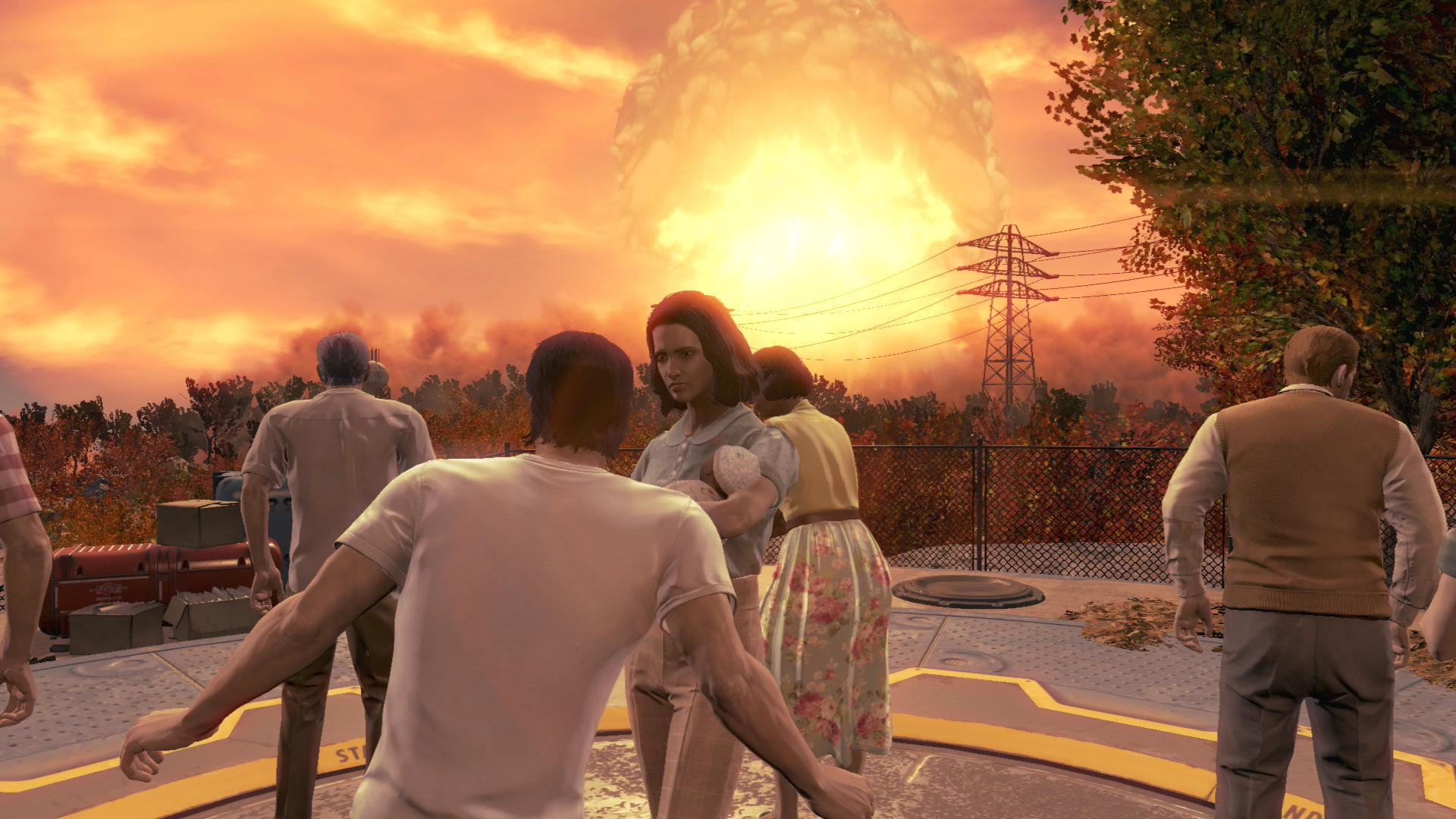 Everything you need to know about the Fallout universe