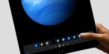 The iPad Pro might point to the future, but that future's not here yet