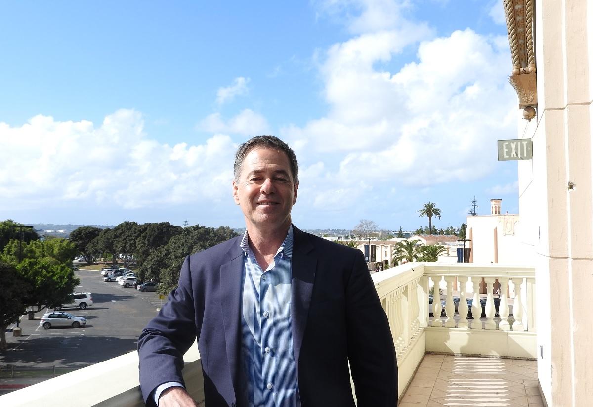 Jim Margraff, CEO of Eyefluence.