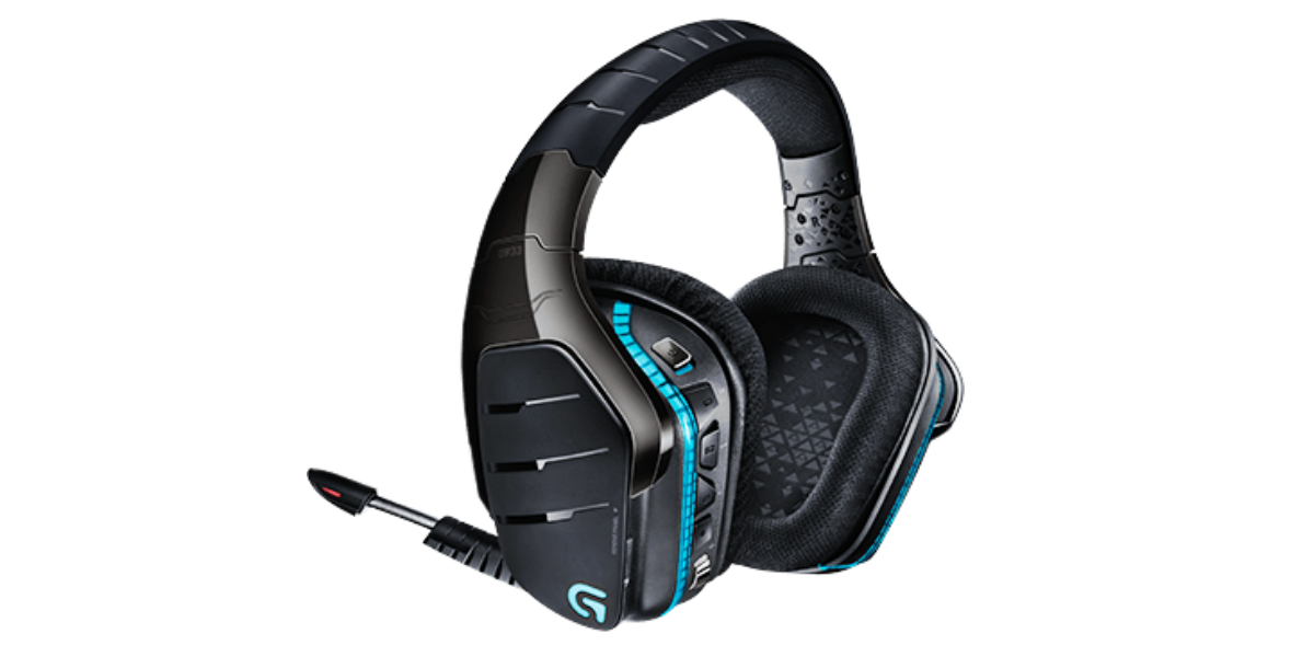 Logitech's Artemis Spectrum G633 and G933 outclass every other