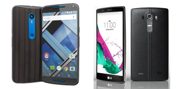 Picking an Android flagship: Moto X Pure vs. LG G4