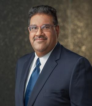 "Venkata ""Murthy"" Renduchintala of Intel."