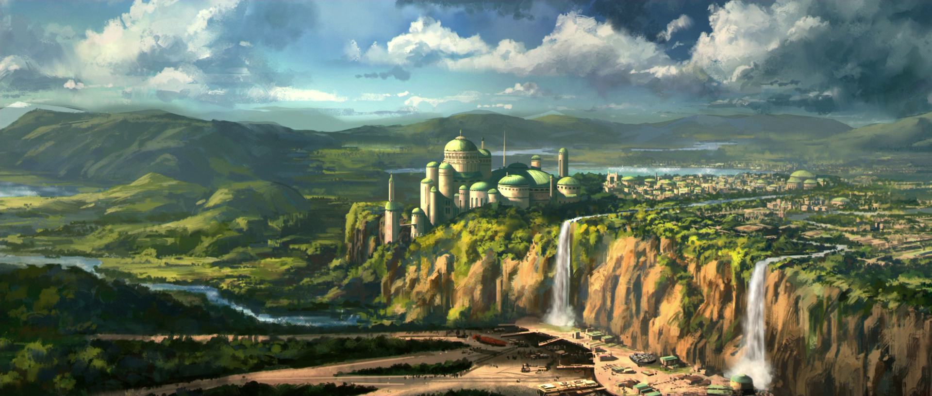 10 Planets We Want Ea To Add To Star Wars Battlefront Venturebeat