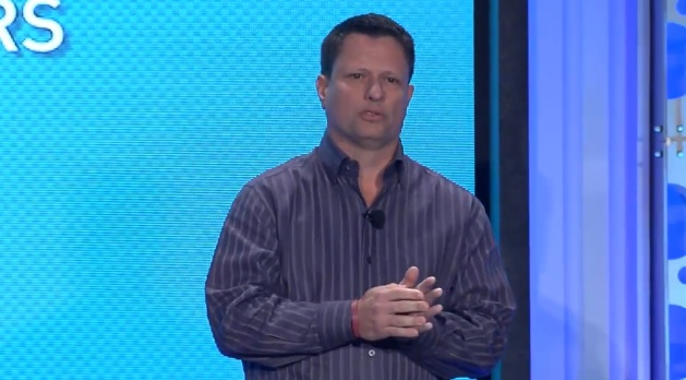 Nick van Dyk, co-head of Activision Blizzard Studios.