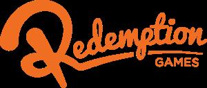 Redemption's logo.