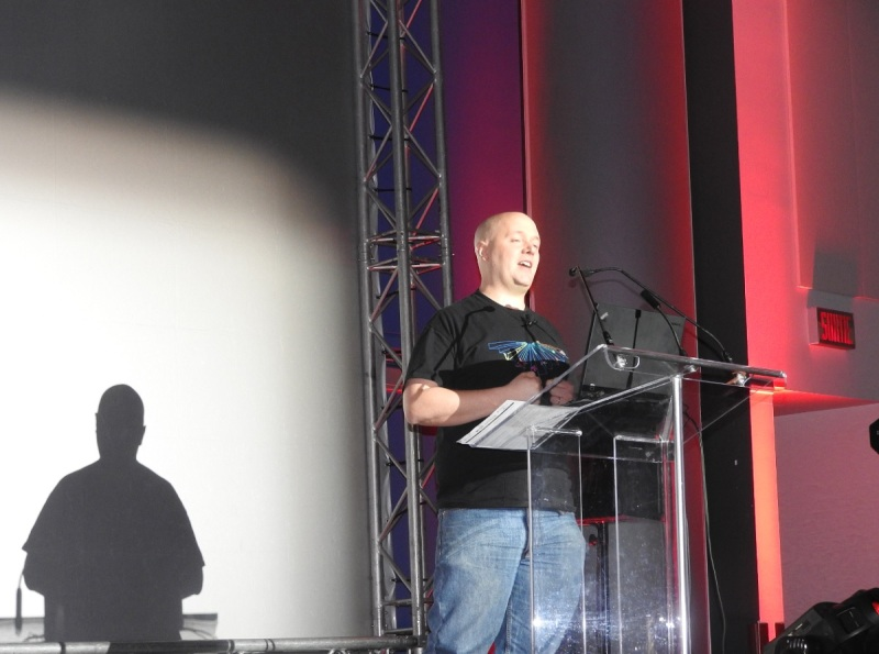 Richard Rouse III has worked on games such as Sunset Overdrive and The Suffering.