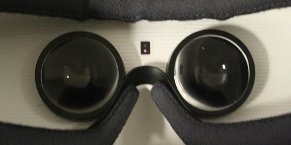 Samsung GearVR eye piece