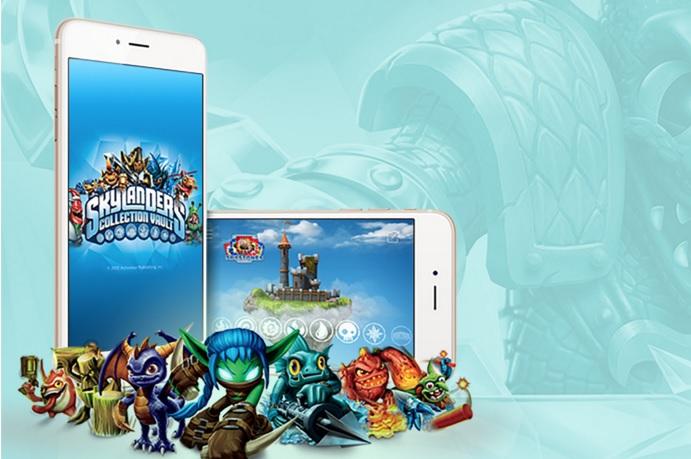 Finger Food Studios has worked on titles such as Skylanders on mobile.
