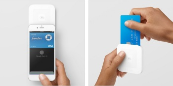 Square begins rolling out its Apple Pay reader