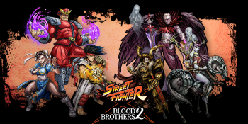 Street Fighter characters are invading DeNA's Blood Brothers 2 strategy game