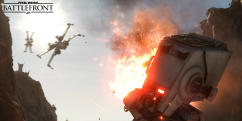 Star Wars: Battlefront's ongoing success helps EA earnings beat Wall Street's expectations
