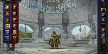 Today's tiny World of Warcraft news: Gnome hunters