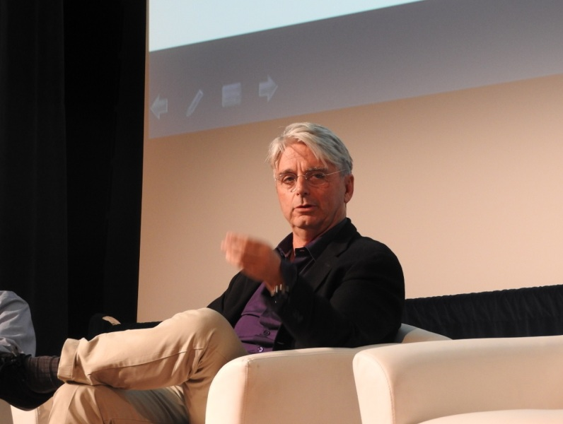 John Riccitiello, CEO of Unity Technologies, loves VR but worries about the hype.
