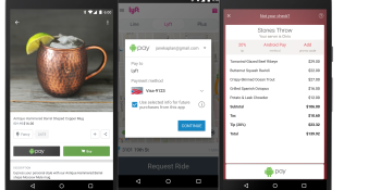 Google brings in-app purchases to Android Pay and teases Australia launch