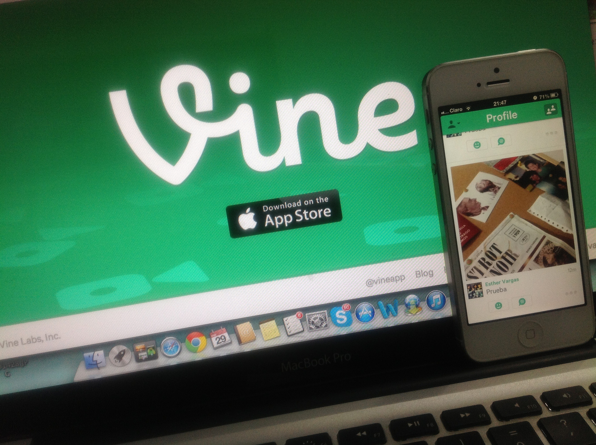 Vine Adds Video Sorting, Caption Editing, And 3d Touch Support   Venturebeat  Apps  By Ken Yeung