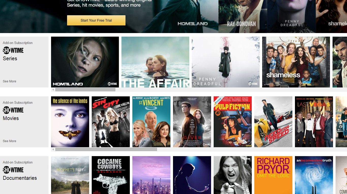 Amazon now lets Prime members subscribe to third-party video