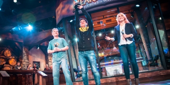 Blizzard is turning the old 'Tonight Show' studio into an esports arena