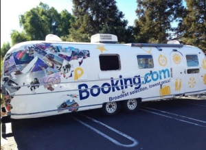 Booking.com partnership