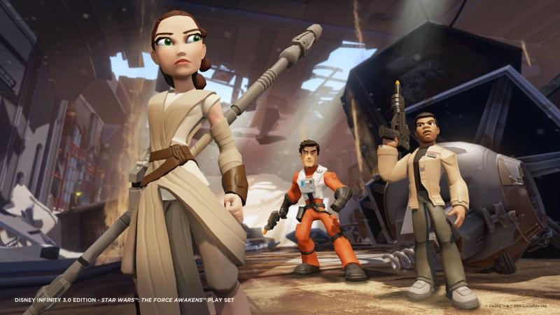 Disney Infinity 3.0: The Force Awakens