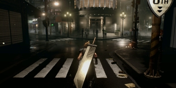 Square Enix: Final Fantasy VII Remake is 'multipart' because that's the only way to 'fit everything'