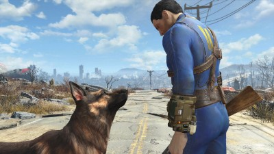 Watch Fallout 4 mods running on Xbox One before they hit