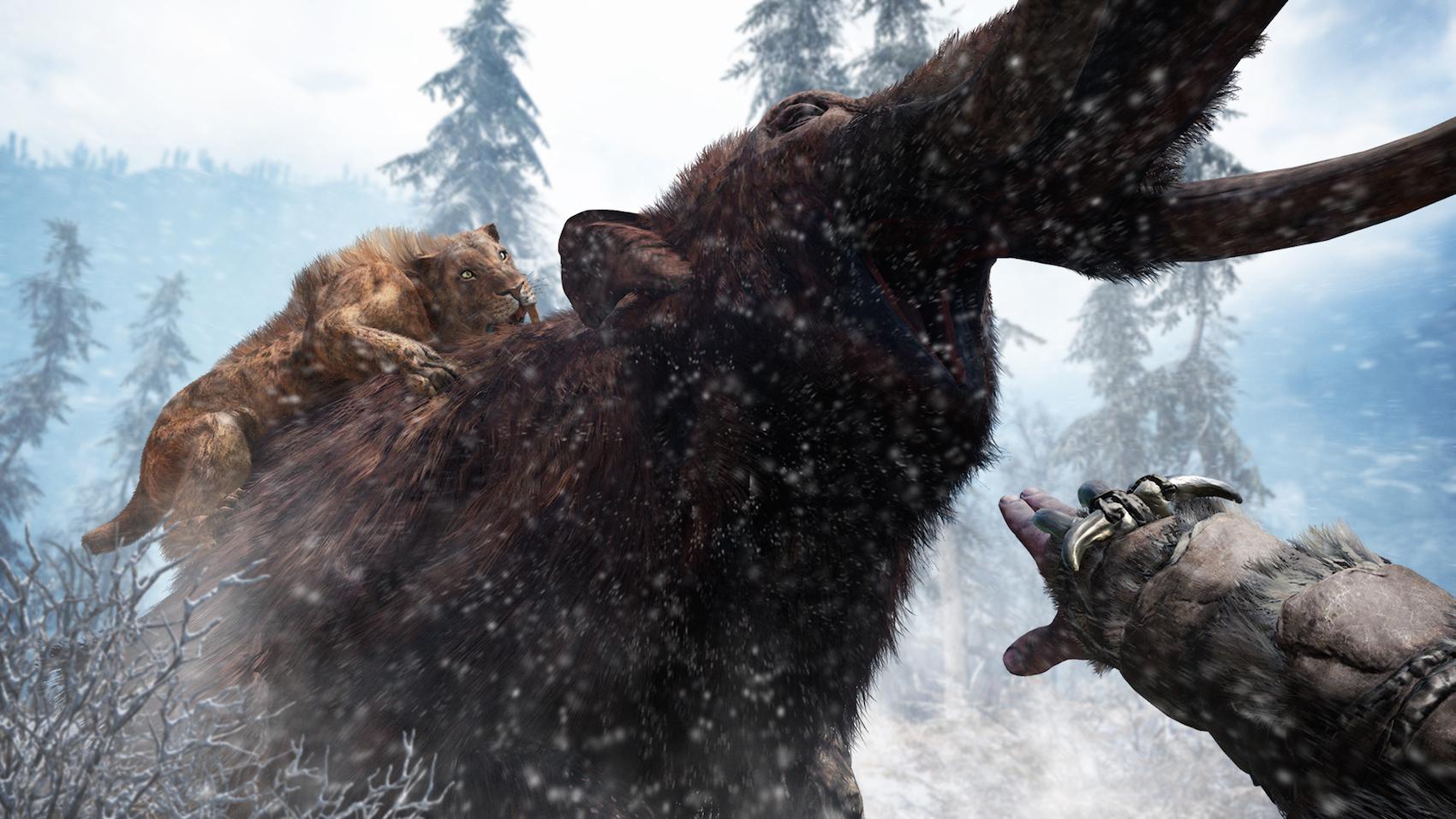 Dude, where's my mammoth?