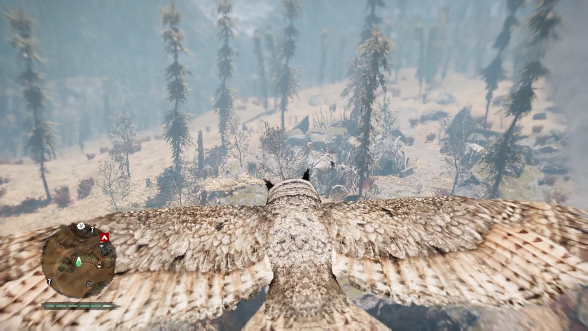 In Far Cry Primal, wild animals are both your enemies and