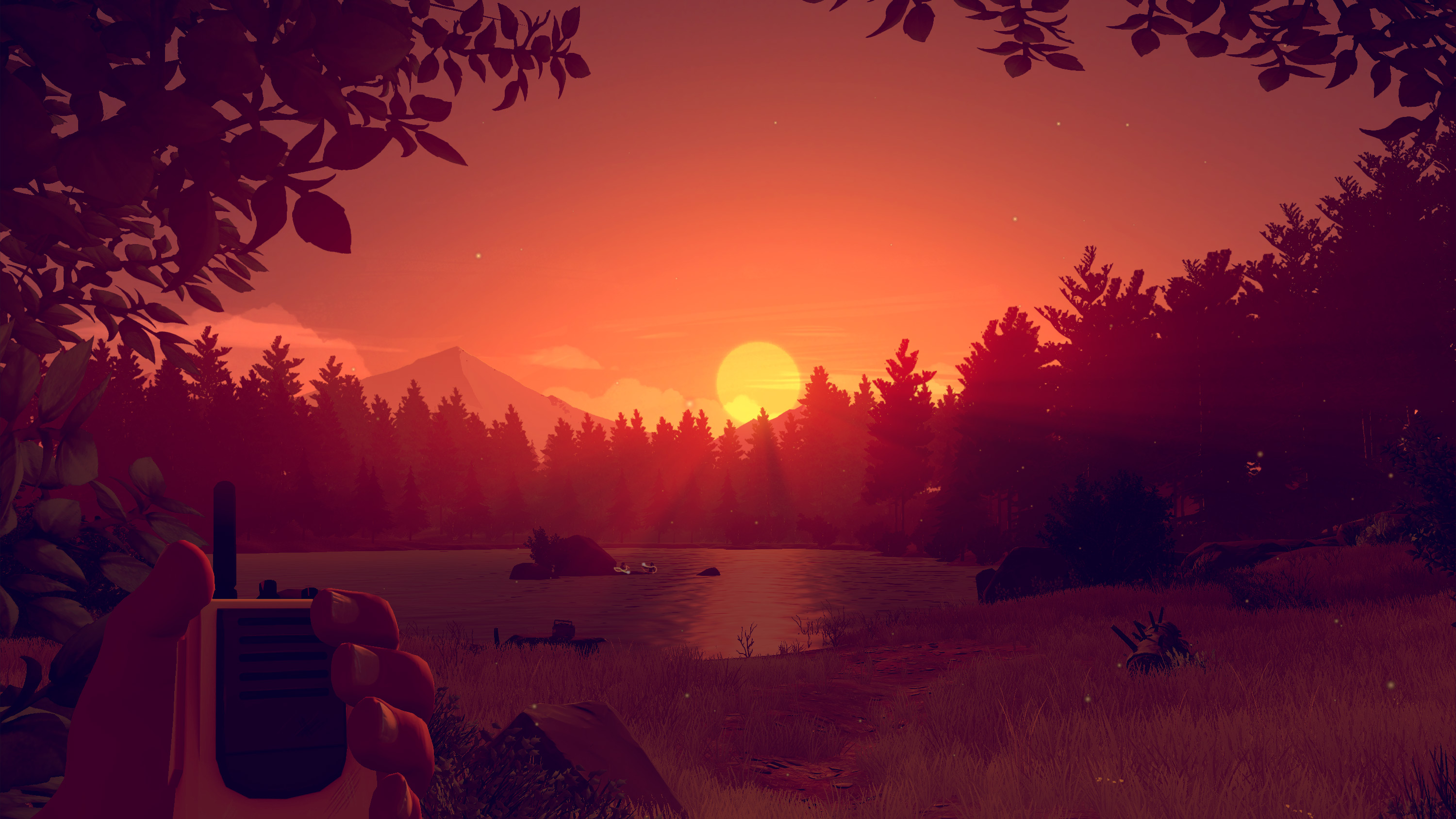 Casting voices for an audio-only relationship presented challenges - and one key benefit - for Firewatch writer Sean Vanaman.