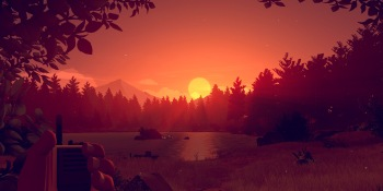 Beautiful indie game Firewatch passes 1 million copies sold