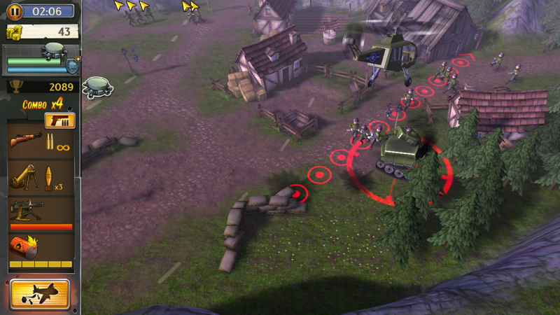 Hills of Glory 3D is one of the most forgettable experiences on the Samsung app store.
