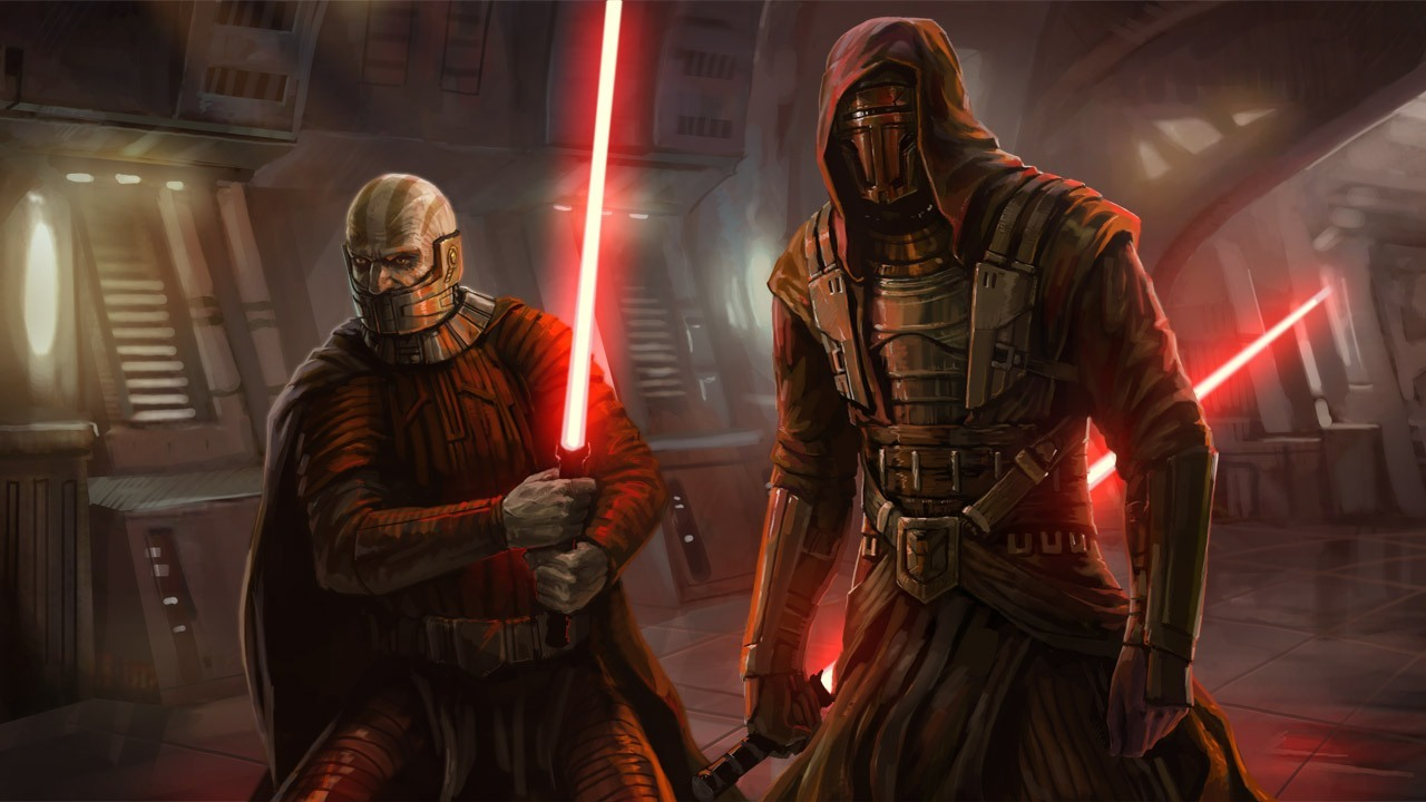 Knights of the Old Republic established the Sith better than the prequels did.