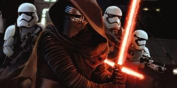 'Star Wars: The Force Awakens' debut sends franchise game sales soaring