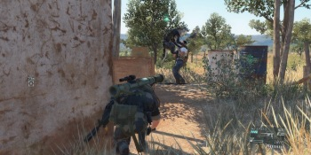 Metal Gear Solid V: The Phantom Pain is the best-reviewed new game of 2015