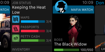 N3twork launches Mafia Watch, a gangster online role-playing game for Apple Watch