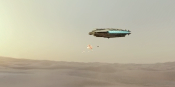 To promote 'The Force Awakens,' the Star Wars app embraces virtual reality