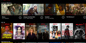 Firefox for Windows users can now watch Netflix in HTML5 instead of Silverlight, coming to OS X next year