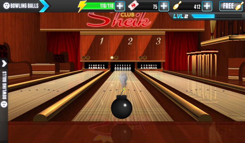 PBA Bowling Challenge's ball upgrades are rarely worth the currency.