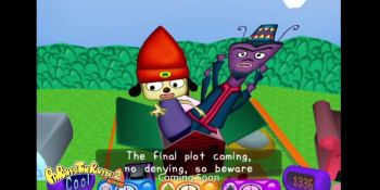 You gotta believe! PaRappa the Rapper 2 is coming to PlayStation 4