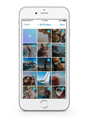 Photo Sharing iOS