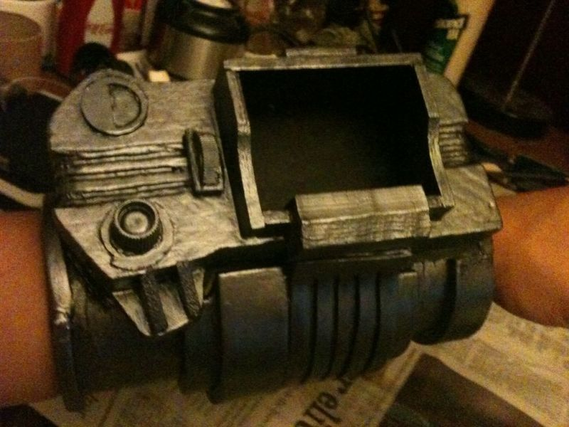 Pip-Boy Instructable