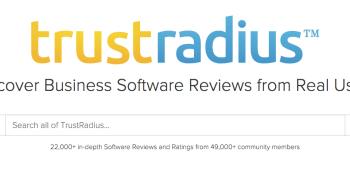 New TrustRadius marketing automation report uses updated scoring algorithm