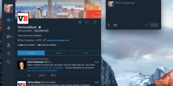 Twitter for Mac finally gets a redesign